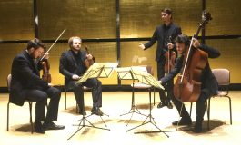 Goldmund Quartett.