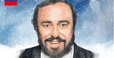 Christmas with Pavarotti.