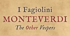 Monteverdi: The other Vespers.