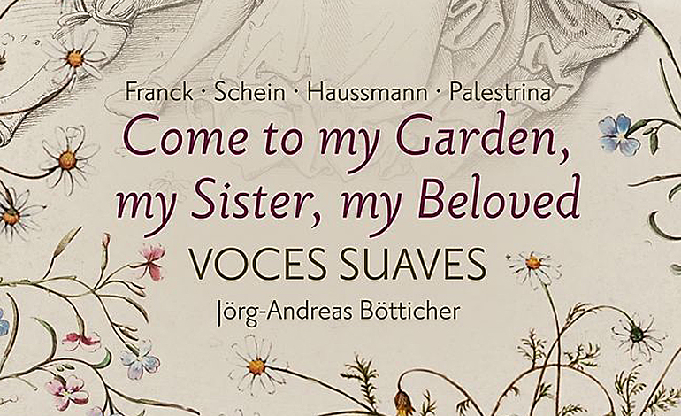 Come to my Garden, my Sister, my Beloved.