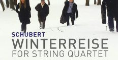 Winterreise for String Quartet.
