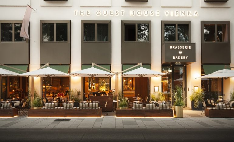 The Guesthouse Vienna – Brasserie & Bakery.