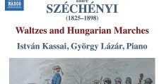 Waltzes and Hungarian Marches.