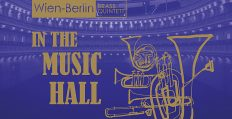 In the Music Hall.