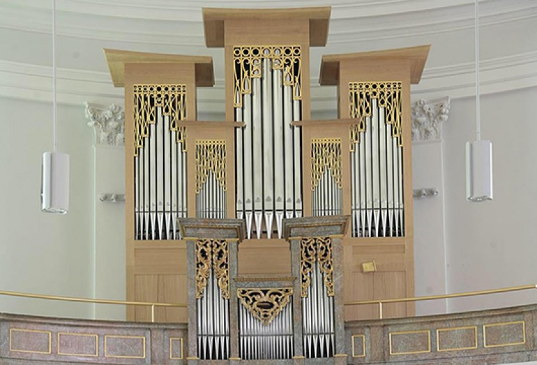 Orgel City Vienna in Inzersdorf!